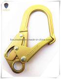 Gancho de leva galvanizado amarillo de calidad superior del metal