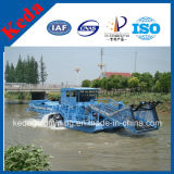 Limpieza del río automático completo / Aquatic Weed Harvester