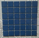 Mosaico de cerámica azul de Despensing para la piscina