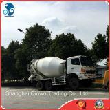 Diesel usato Hino Buon-Clean-Mixing-Drum Concrete Mixer Truck per il Karachi-Pakistan (2007year)