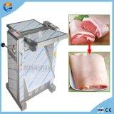 Автоматическая кожа говядины свинины извлекая машину шелушения обрабатывая