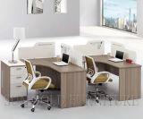 Bureau en gros chinois de poste de travail de modèle moderne de meubles de bureau de côté (SZ-WS599)