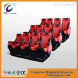 9개의 시트 호화스러운 의자, 5D 영화관 장비 도매