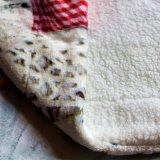 cobertor coral do velo de Microfiber do bebê das crianças de Raschel da impressão de 2layers Digitas