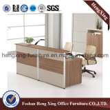 $158 1.8m Factory Price Wooden Reception Desk (HX-5N089)