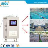 Analisador em linha do multiparâmetro da água da piscina