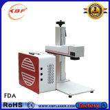 Máquina nova da marcação do laser da mini tabela de alta freqüência