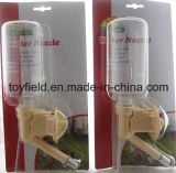 Buveur potable mobile de l'eau de crabot de câble d'alimentation de l'eau d'animal familier