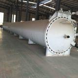 Автоклавированный газированный конкретный завод блока AAC
