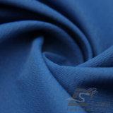 agua de 75D 270t y de la ropa de deportes tela tejida chaqueta al aire libre Viento-Resistente 100% de la pongis del poliester del telar jacquar de la tela escocesa de la sol abajo (E097)