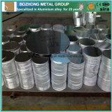 Plaque de cercle d'alliage d'aluminium de la norme 8090 d'ASTM