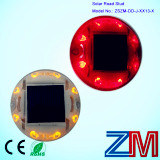 Doble-Color LED Solar Camino Stud / ojo de gato / carretera Marcador