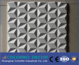 Decoration à la maison Wave Design 3D Wall Panel Panel