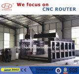 5 Mittellinie CNC-Maschine, 5 Mittellinie CNC-Fräser für die große Skulptur-Herstellung der Form-3D