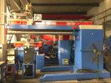 Máquina de soldadura longitudinal automática da emenda para o tanque de água elétrico