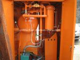 鉱物の絶縁の不用な石油フィルター機械(ZY-30)