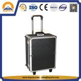 ツールの専門の黒いアルミニウムトロリー箱のための(HT-5201)