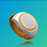 Altavoz portable Mini-Sin hilos de Bluetooth de la venda de muñeca
