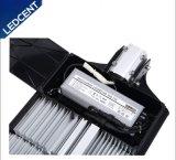 Weißes LED Straßenlaterneder Aluminiumlegierung-veränderbares Konfigurations-180W