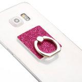 揺らめく粉の電話ホールダーが付いているHighscreenの境界のための2016の自在継手指リングの携帯電話のSmartphoneの立場のホールダー