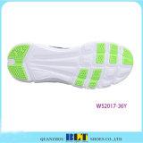 Nueva parte superior del acoplamiento de los zapatos corrientes del estilo