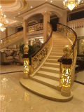 Tipo de moda barandilla del MD Kahua Europa de Foshan de la escalera