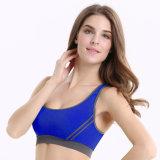 L'essiccamento rapido di alta qualità mette in mostra i vestiti pareggianti di yoga del reggiseno