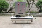 12m3/H Ylc-300のステンレス鋼の紫外線殺菌のUV-C滅菌装置の水処理システム