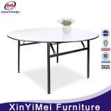 Table pliante de banquet rond à haute qualité