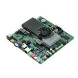 Carte mère encastrée parItx mince superbe du VGA COM/2/HDMI de CPU 2 de dual core de l'atome D2700