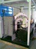 물에 의하여 냉각되는 냉장된 공기 건조기