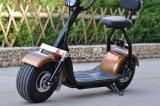 18*9.5車のタイヤのSeev Citycoco Harley様式のScrooser 800Wの販売のためのブラシレス2つの車輪の電気スクーターモーター