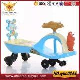 Conduite en plastique populaire superbe de bébé sur le véhicule avec la musique/le véhicule oscillation de bébé