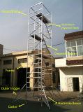 Steiger van de Toren van het aluminium de Mobiele voor Verkoop