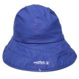 Adultのための濃紺PU Rain Hat /Rain CapかRaincoat