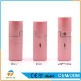 Pulvérisateur facial électrique de brouillard de vapeur ionique facial portatif