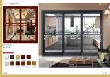 Neuer Entwurfs-schiebendes Aluminiumfenster mit Qualität