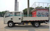Double Row Cabin를 가진 DFAC 82HP 4X2 Cargo Truck Payload 1.5 Ton