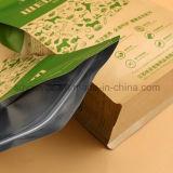 Sacchetto di plastica laminato documento dell'alimento per animali domestici con il di alluminio