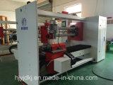 Máquina de corte da fita adesiva de quatro Shfts