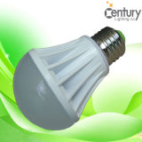 PC Cover LED Bulb Lamp LED Bulb Light LED Globe Bulb di 6W D59*118mm SMD2835 Aluminum+ Milky