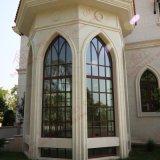 Neuer Typ zu öffnendes rundes Aluminiumfenster (BHA-CWA34)