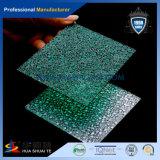 Тисненый лист PC поликарбоната Lexan высокого качества цветастый материальный