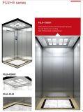 WohnPassenger Elevator mit Titanium Gold Decoration