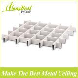 Plafond ouvert de gril de cellules d'aluminium à la mode
