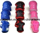 아이 헬멧과 패드 프로텍터 세트, 아이들 자전거 방어적인 기어, 도매 아이 팔꿈치 프로텍터, 스키 헬멧, 방어적인 패드 공급자를 위한 스케이트를 타는 무릎 패드