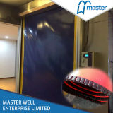 Gewebe-schnelles Geschäfts-automatisches Walzen herauf Blendenverschluss-Tür