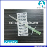 安い価格の125kHz RFIDのマイクロチップの札中国製