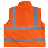 Maglia riflettente di sicurezza/maglia riflettente sicurezza di estate