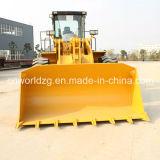 Addetto al caricamento cinese della rotella di fronte della miniera